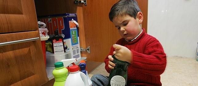 Quimicos toxicos del hogar