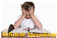 Deficit de Aprendizaje