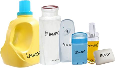 Productos Quimicos del hogar