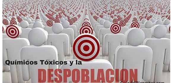 Químicos Tóxicos y la Despoblacion