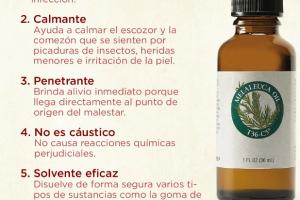 Aceite de Melaleuca Icon